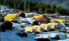 Amazing Auli : A magnificent ski destination in the Himalayan mountains of Uttarakhand
