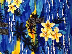 Hawaiian Tiki With Solid Royal Blue Pattern by IndigosInMotion Hawaiian Tiki, Ring Sling, Baby Sling, Baby Patterns, Royal Blue, Unique Jewelry, Handmade Gifts, Painting, Vintage