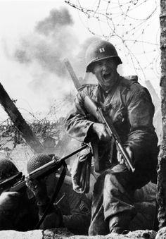 'I just know that every man I kill, the farther away from home I feel', Saving Private Ryan, 1998.