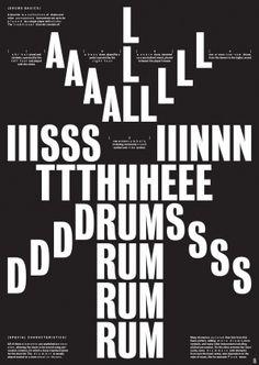 ECAL - FORMATIONS - BACHELOR - DESIGN GRAPHIQUE - Projets & workshops - Music Posters