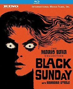 Barbara Steele & Mario Bava - Black Sunday