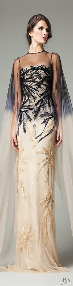 Fall 2015 Ready-to-Wear Veloudakis Gold