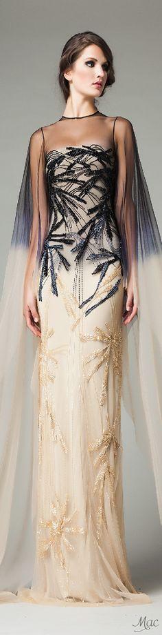 Fall 2015 Ready-to-Wear Veloudakis Gold