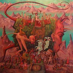 Jak interpretować obrazy_Babilon_malarstwo nowoczesne (3)