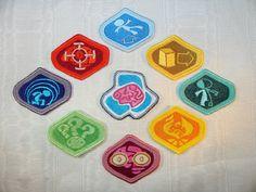 Psychonauts Merit badge by starnighindustries on Etsy, $5.00