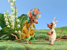 MousesHouses: April 2014