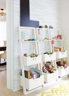 Idee per organizzare i giochi dei bimbi - Idee per organizzare i giocattoli