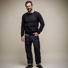 0105-1953MODEL #fullcount #jeans #denim #fullcount0105 #selvage #basic #フルカウント #ジーンズ #デニム #0105 #セ - fullcount_takahashi