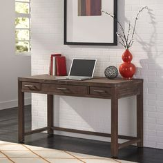 Home Styles Barnside Executive Desk