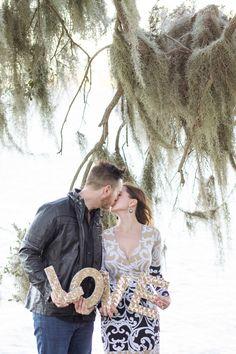 Philippe Park Engagement Photos in Safety Harbor FL | Mir*Salgado Photography | Express | Reverie Gallery Wedding Blog