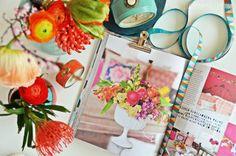 luzia pimpinella | interior |  wohnen mit blumen - buch rezension http://luziapimpinella.blogspot.de/2014/03/BuchTippWohnenMitBlumen.html