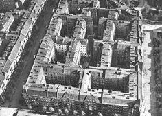 Berlin 1930er Berliner Mietskasernen