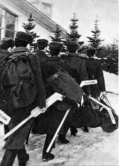 Soviet army hockey