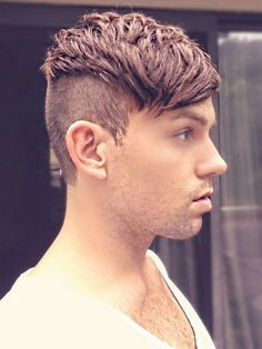 2014 Hairstyles Men Side Short