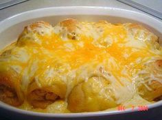 Kittencals Chicken Crescent Roll Casserole Recipe - Food.com: Food.com