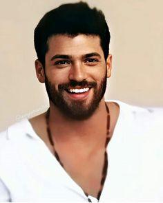 Turkish Men, Turkish Actors, Beautiful Men Faces, Gorgeous Men, Nick Bateman, Love Can, Dream Guy, Male Face, Cute Boys