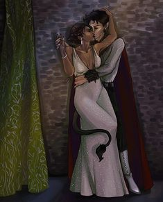This isn't an actual scene from the wicked king but I think that's a very close call for Jude's dress when she's at her sister's wedding. Magical Creatures, Fantasy Creatures, Holly Black Books, Queen Of Nothing, Desenhos Love, Inheritance Cycle, Gothic Fantasy Art, Fanart, Royal Art