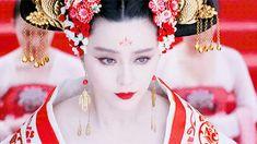 Fan BingBing 'the Empress of China' Most Beautiful Women, Beautiful Images, Norse Mythology Goddesses, Wu Zetian, The Empress Of China, Asian Flowers, Fan Bingbing, Beauty Around The World, China Art