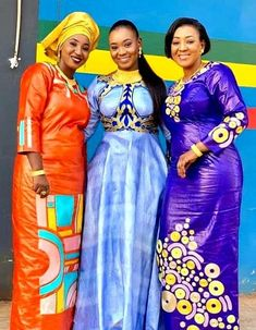 African Fashion and Styles: New Designs - fashionist now African Fashion Ankara, African Print Fashion, Africa Fashion, African Attire, African Wear, African Women, African Style, African Design, Long African Dresses