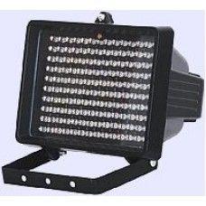 Proiector 96 Led: 4pcsΦ10mm15° LED+92pcsΦ8mm  LED, AC110-220V, distanta 50m, unghi 90°,  dimensiune : 175 x 130 x 120 mm