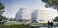 SCAU l Learning Center l Montpellier | inui
