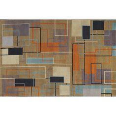1000 id es sur tapis orange sur pinterest tapis bleu - Tapis toulemonde bochart soldes ...