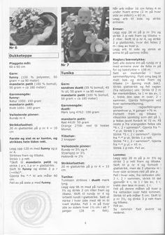Album Archive - Dukketøj til Baby Born 2 - Ingelise Knitted Doll Patterns, Knitted Dolls, Doll Clothes Patterns, Baby Knitting Patterns, Clothing Patterns, Baby Doll Clothes, Baby Dolls, Baby Born, Album