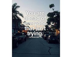 You're ...
