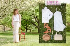 BEYOND THE PALE • Stay neutral for an easy summer look