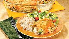 """Rikki Skopp says """"This recipe is great for feeding a big family or crowd, or to bring to a potluck. It's my son Wesley's favorite thing to eat. A nice thing about this recipe is that my daughter Aubrey is a vegetarian, so I just put some of the broccoli in a small baking dish for her and top with some of the sauce and cheese."""""""