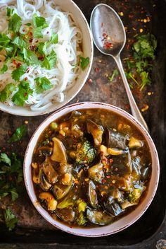 Vegan Chinese Eggplant with spicy garlic sauce