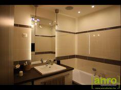 Fürdőszoba világítás ötletek 2012.