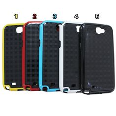 This Superior Hot Selling Hard Plastic Back Cover for Samsung GALAXY Note 2 ...