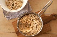 Receita de uma deliciosa farofa de castanhas-portuguesas, uma ideia para as festas de final de ano.