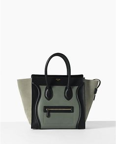 CÉLINE fashion and luxury leather goods 2012 Summer collection