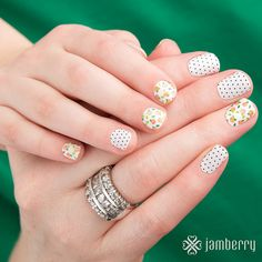 Peaches&Cream_PeachyKeen | by Jamberry Home Office  dotmcchesney.jamberry.com