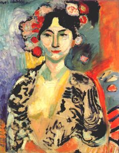 The Idol by Henri Matisse, 1905-06