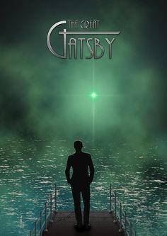 """If it wasn't for the mist we could see your home across the bay... You always have a green light that burns all night at the end of your dock.""  Great Gatsby, Green Light Quote"