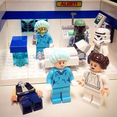 Lego Operating Room Lego Amp Star Wars Lego Star Wars