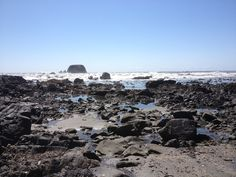 Tidepools at Point St. George