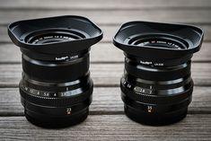 XF 23mm f/2 lens hood. Stock vs LH-XF23?: Fujifilm X System / SLR Talk Forum: Digital Photography Review