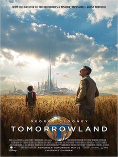 Tomorrowland - Um Lugar Onde Nada é Impossível (Filme)