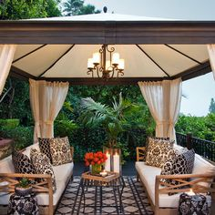 Nice Gazebo Design Idea