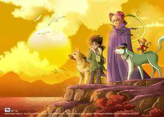 Rémi sans famille (Polistil) 1979 Remi Sans Famille, Princess Zelda, Anime, Php, Heaven, Painting, Fictional Characters, Facebook, Movies