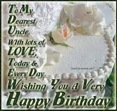 birthday wishes for a deceased uncle birthday wishes for a decease