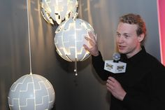 David Wahl, IKEA dizajner