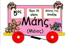 Greek Language, Class Decoration, Classroom, Education, School, Class Room, Greek, Onderwijs, Learning