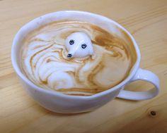 Eleonor Boström http://www.etsy.com/listing/160318879/porcelain-coffee-dog-cup?ref=shop_home_active