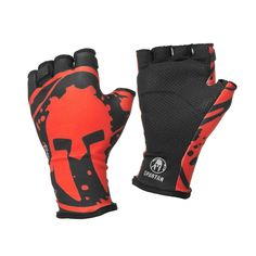 You're only as good as your grip when you're up against the wall in a Spartan race. That's where these ultra-tough gloves come in. The cuffs are elasticated, the fingertips are open, and the gel pads on the palms give a little extra cushion.