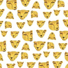 super Ideas for cats wallpaper pattern wallpapers art prints Pattern Texture, Surface Pattern, Pattern Art, Pattern Design, Cat Wallpaper, Pattern Wallpaper, Cheetah Wallpaper, Pattern Illustration, Graphic Design Illustration